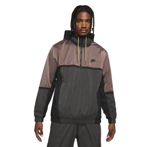 Nike Sportswear Half Zip Hooded Jacket
