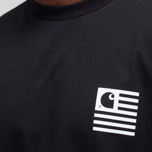 Carhartt WIP S/S Waving State Flag T-Shirt