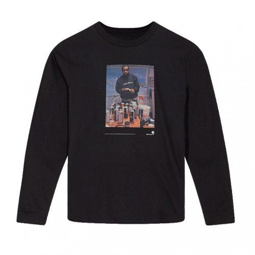 Carhartt WIP L/S 1998 Ad Jay One T-Shirt