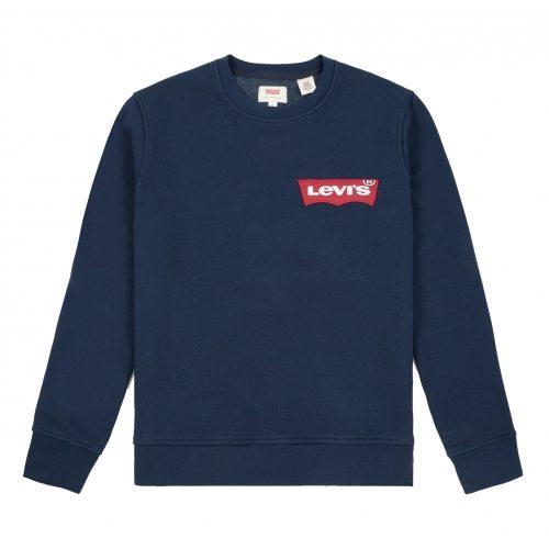 LEVIS Modern Logo Crewneck Sweatshirt