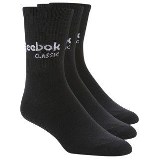 REEBOK CL CORE CREW SOCK 3
