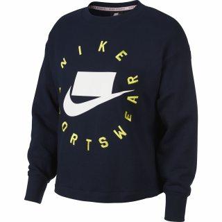 Nike W NSW NSP CREW FLC FT BF
