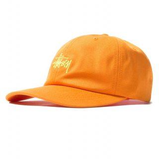 Stussy SP19 STOCK LOW PRO CAP