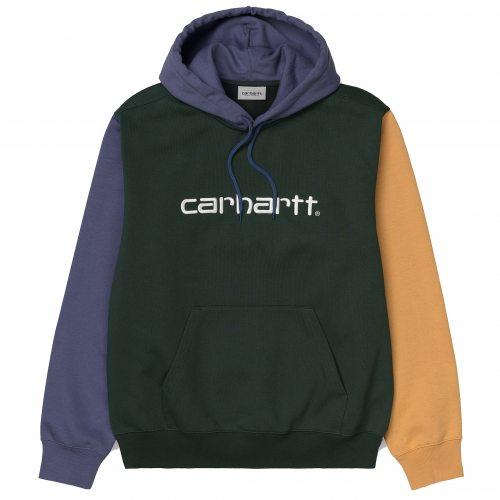 Carhartt WIP Hooded Carhartt Tricol Sweatshirt