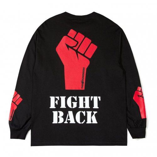 The Hundreds Rise LS T-Shirt