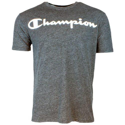 Champion Over Logo Crewneck T-Shirt