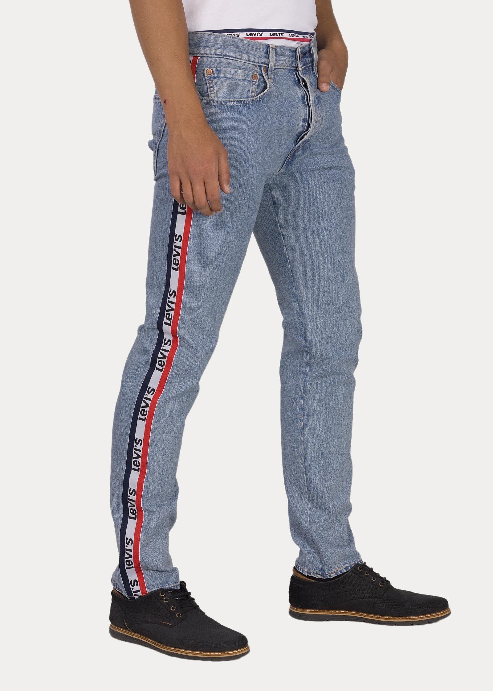 a50d76ae ... LEVIS 501® Taper Sports Stripe 59439-0000 #3 ...