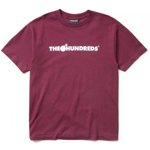 The Hundreds Forever Bar Logo T-Shirt
