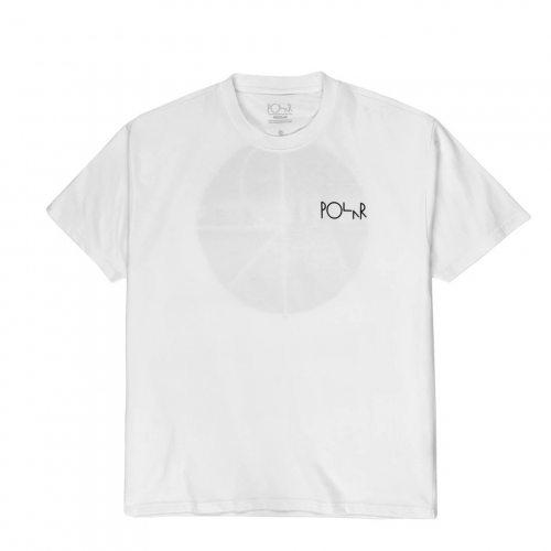Polar Skate Co. Happy Sad Fill Logo Tee