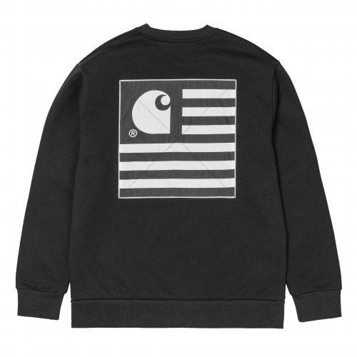 Carhartt WIP State Patch Sweatshirt