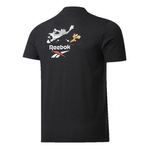 REEBOK T&J Short Sleeves Tee1