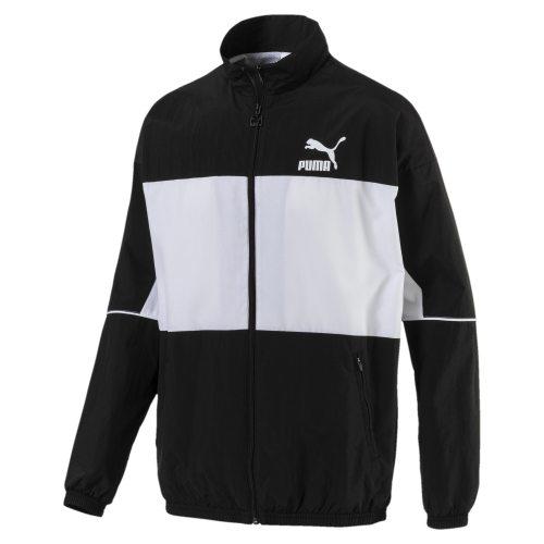 PUMA Retro Woven Track Jacket
