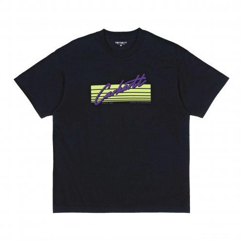 Carhartt WIP S/S Horizon Script T-Shirt