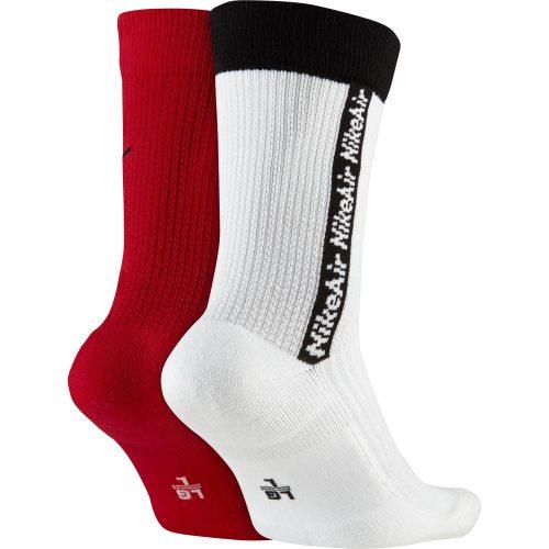 Nike U SNKR SOX CREW 2PR - NIKE AIR