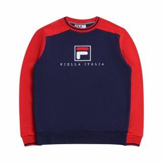 FILA VENTURA Graphic Sweatshirt