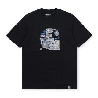 Carhartt WIP S/S Atlas Ads C T-Shirt